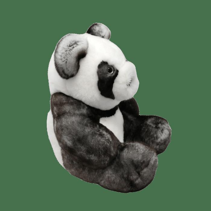 Soft Toy Panda Gris profil