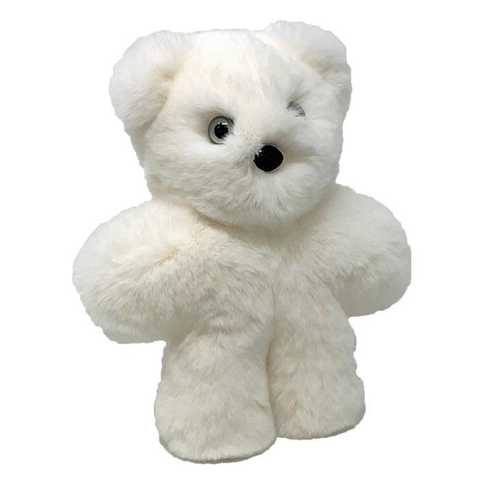 White Bear Cub xs caresse orylag 2