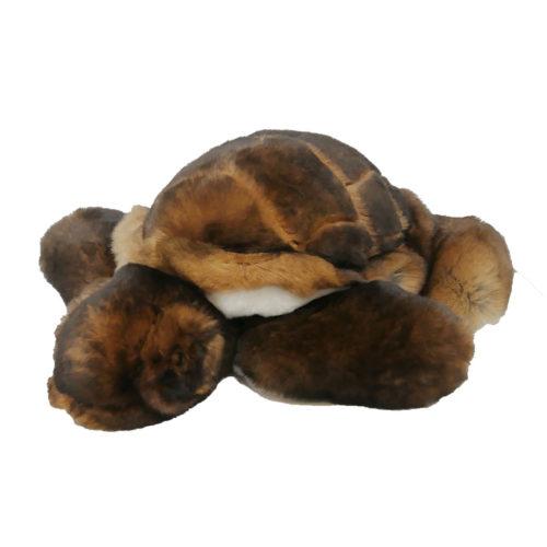 Turtle fur soft toy caresse orylag 1