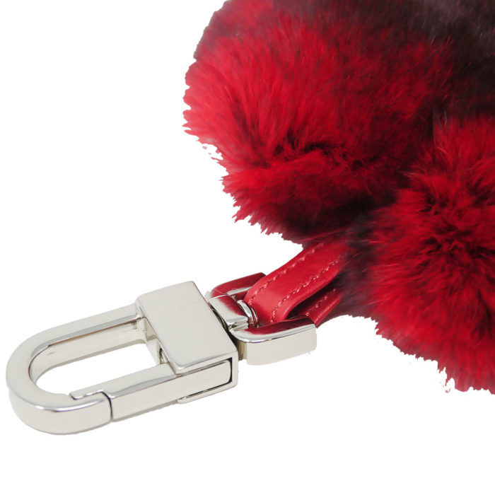 porte clés caresse cœur rouge caresse orylag 2