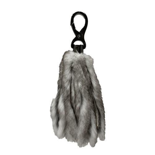 porte clés lanières gris caresse orylag 1