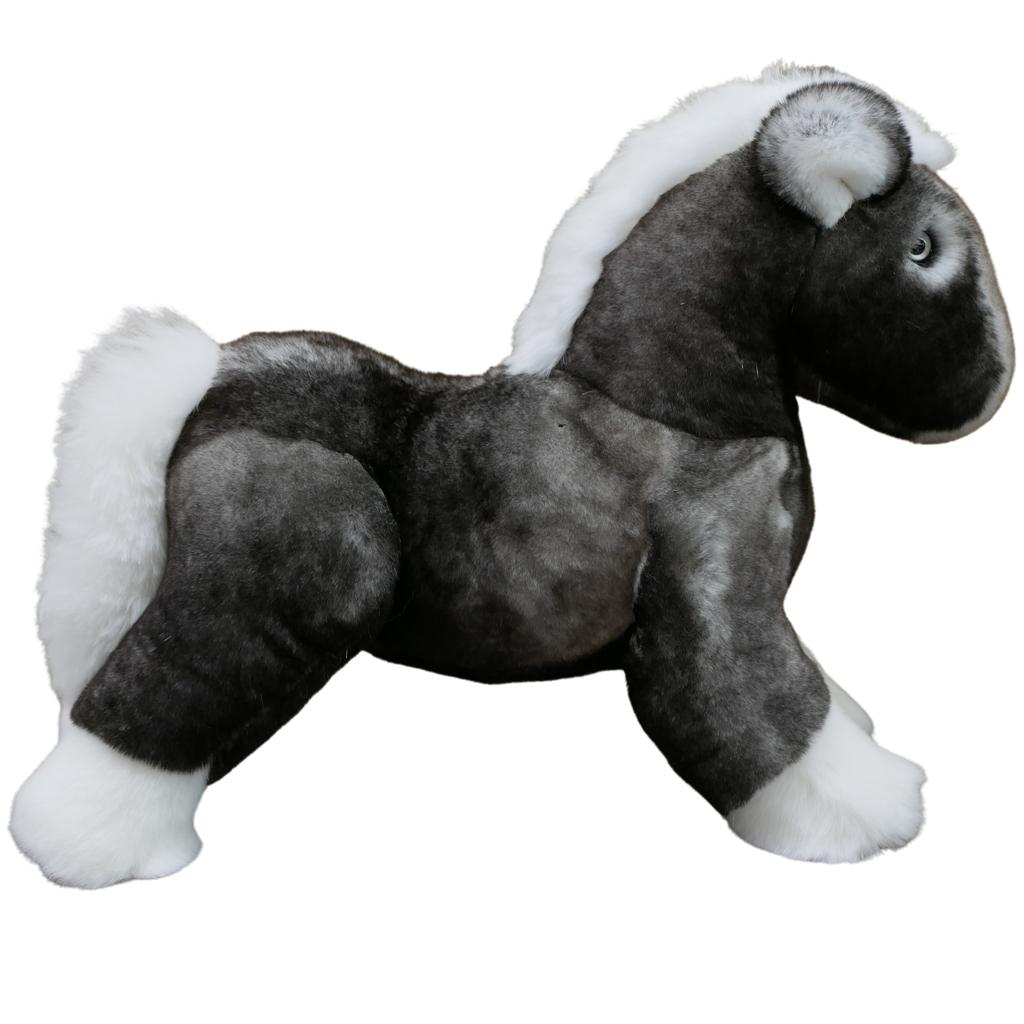 Soft toy Horse Profil